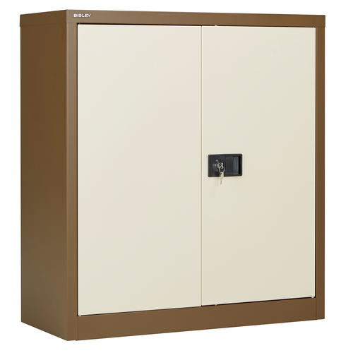 Bisley Contract Cupboard 1000mm High
